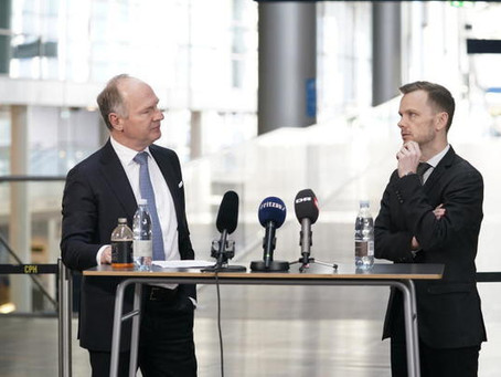 Summary, 24.03.2020 - 3 press conferences - Airport, MFA and Health updates