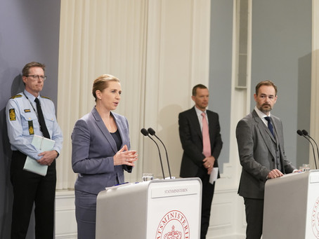 Summary, 23.03.2020 - Press conference with the Prime Minister and others - shutdown continues!