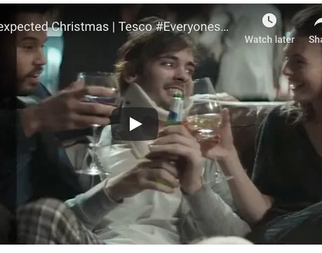 Tesco - An Unexpected Christmas
