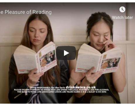 Baileys - The Pleasure of Reading