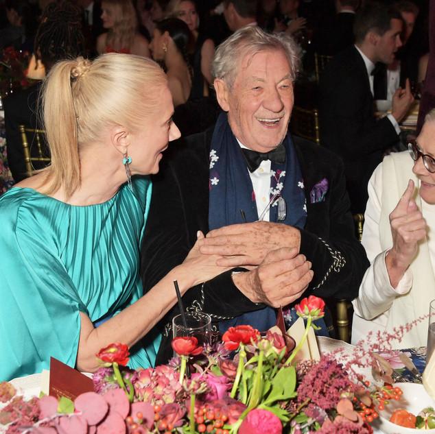 Joely Richardson Evening Standard Awards