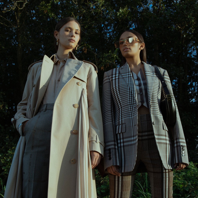 ThreadStyling Burberry