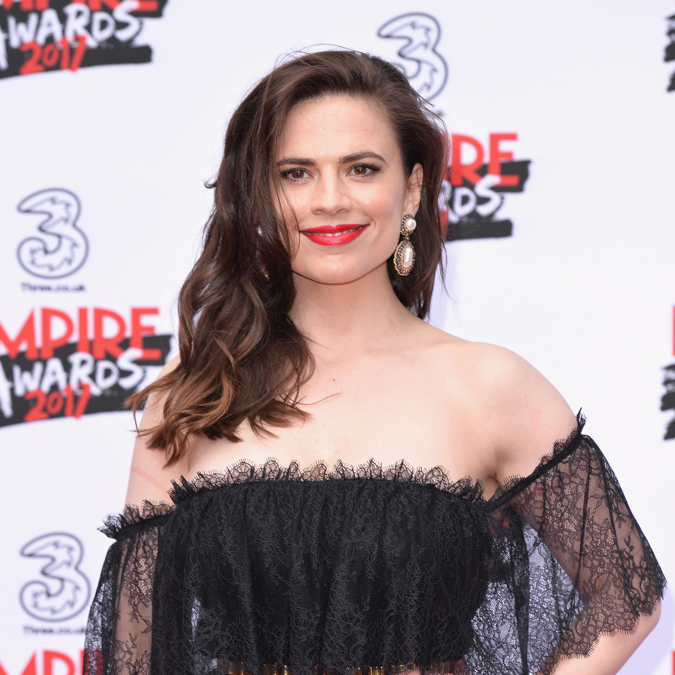 Hayley Atwell Empire Awards