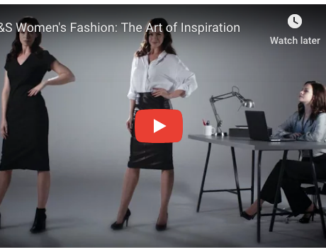 M&S - The Art of Inspiration