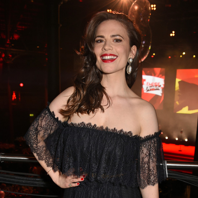 Hayley Atwell - Empire Awards