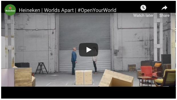 Heineken - Worlds Apart