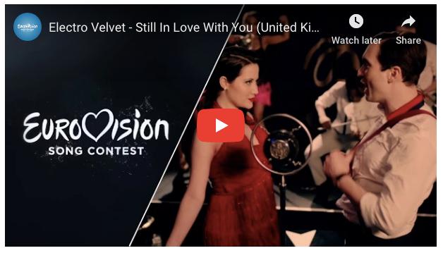 Eurovision - Electro Velvet