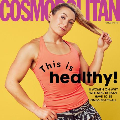 Cosmopolitan Vicky Fleetwood