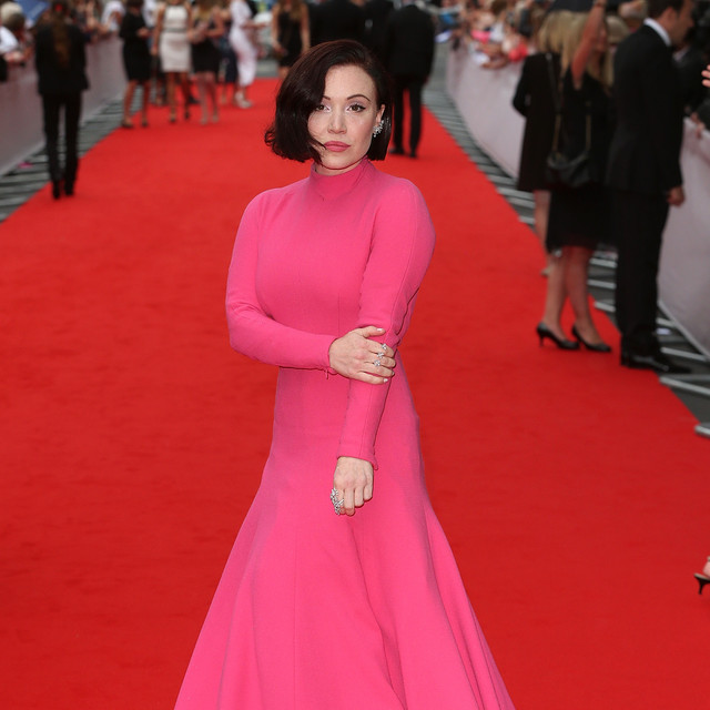 Daisy Lewis Red Carpet