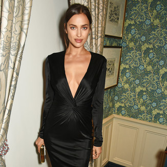 Irina Shayk Vogue Event