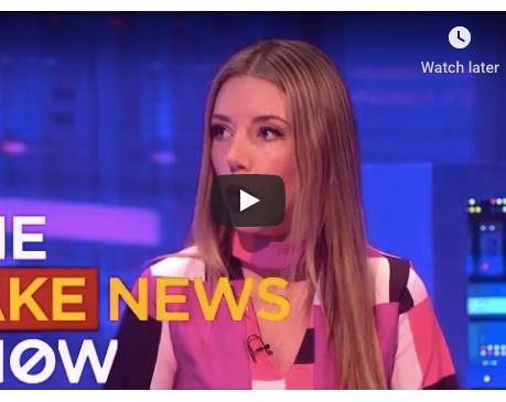 The Fake News Show - Katherine Ryan