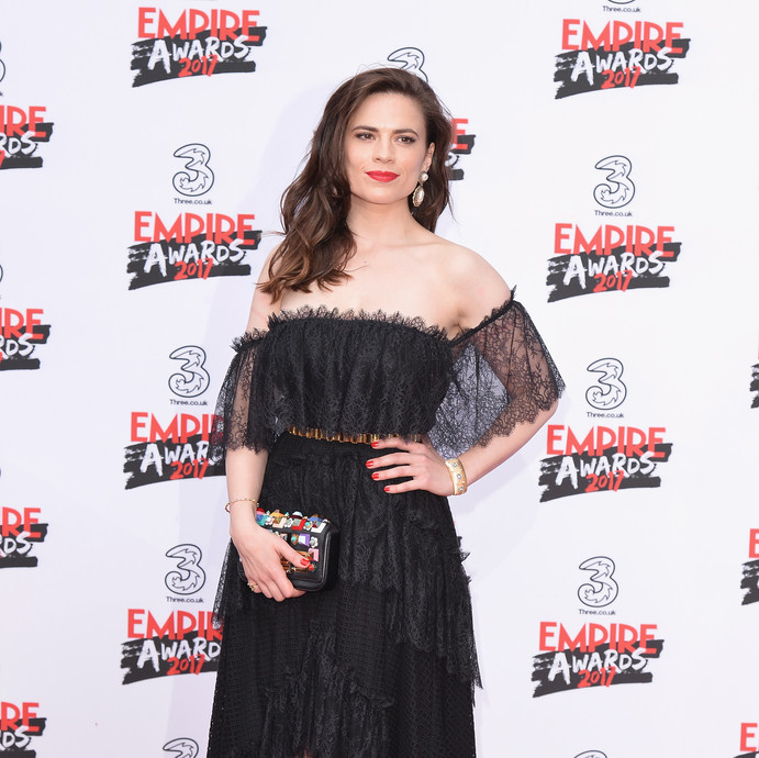 Hayley Atwell Empire Awards
