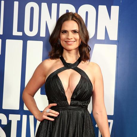 Hayley Atwell BFI London Film Festival