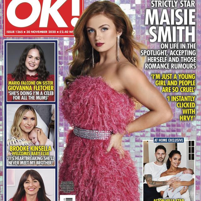OK Magazine - Maisie Smith