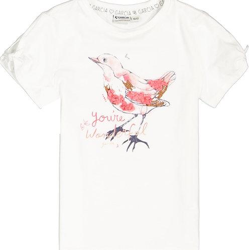T Shirt Oiseau