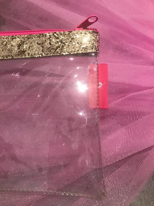 Pochette transparente