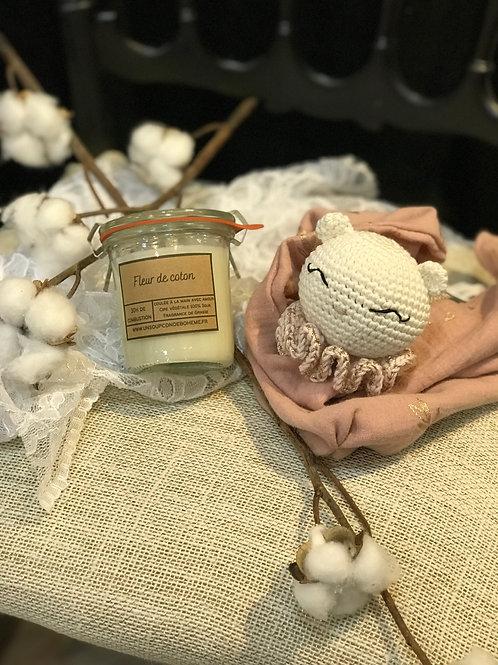 Bougie Senteur Fleur de Coton
