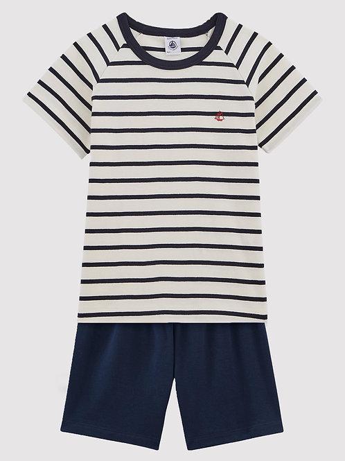 Pyjama Court Garçons
