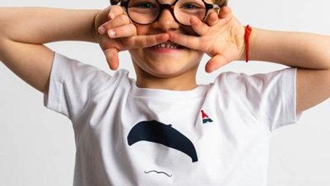 Tee Shirt Moustache