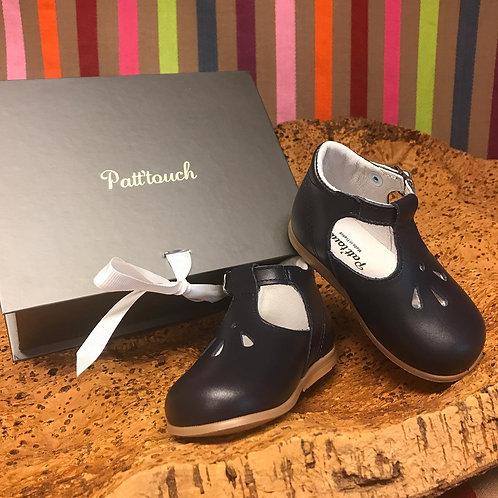 Chaussures Deny bleu marine