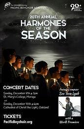 Harmonies of the Season - Pacific Boycho