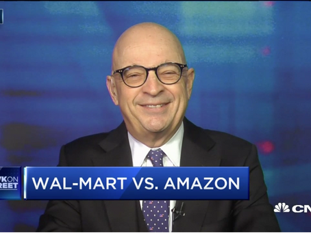 This holiday season likely a race between Wal-Mart and Amazon: Boomerang Commerce CEO