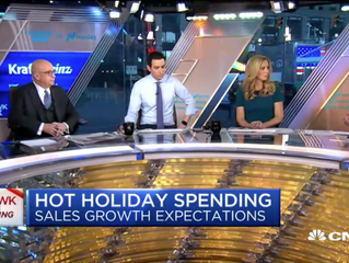 Retail stocks seeing 'signs of life' as holiday shopping frenzy...