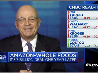 Retail expert: How Amazon-Whole Foods has changed grocery