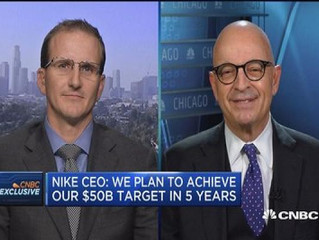 Would like to see a lot more about Nike-Amazon partnership