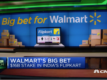 Can Walmart stop the bleeding with Flipkart deal?
