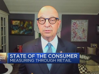 Kniffen: It's a good news-bad news situation for the retail sector right now