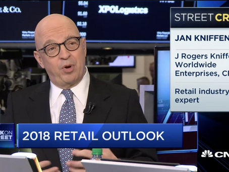 Jan Kniffen: More money in people's paychecks in February will be good...