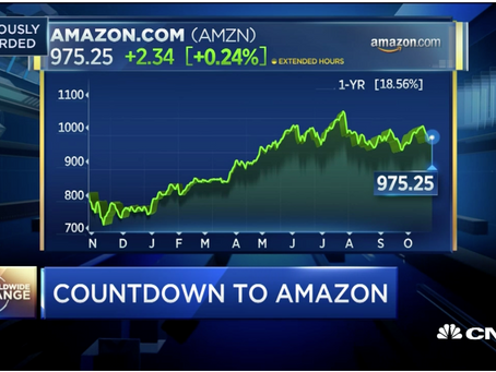Amazon earnings: What to watch
