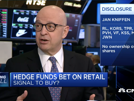Retail analyst says you should buy 'some retail'