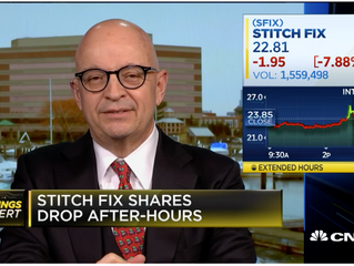 Stitch Fix drops after hours following first earnings report