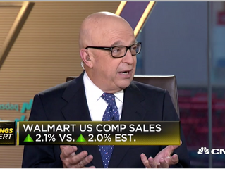 It's a two-horse race between Amazon and Walmart ...