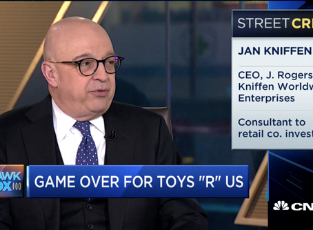 Toys R Us liquidation talks marks end of an era