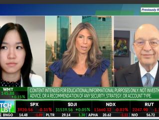 Amanda Lai And Jan Rogers Kniffen Talk Walmart Earnings (WMT)