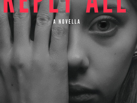 New cover for Never Reply All!