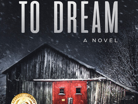 New cover for Don't Dare to Dream!