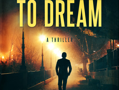 A new cover for Don't Dare to Dream!