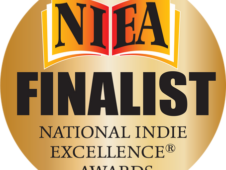 National Indie Excellence Award finalist!