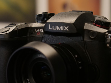 Panasonic GH5s Study - Hands on Impressions!