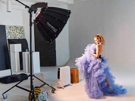 Fashion photography with the Parabolix 40 and Profoto B10 Plus