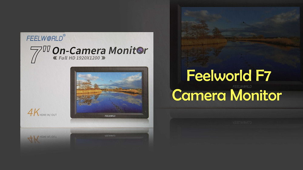 Feelworld F7 Camera Monitor