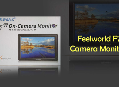 "FeelWorld F7 - Stellar 7"" Monitor, for a Lot Less than you would Think!"