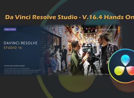 Da Vinci Resolve 16 - Real World (Working) Review