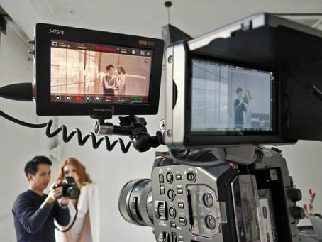 Blackmagic 12G Video Assist 4K Hands On Review