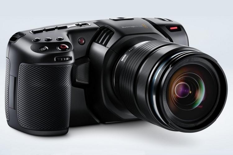 Blackmagic Pocket Cinema Camera - Product shot