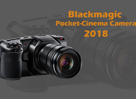 The NEW Blackmagic Pocket Cinema Camera - Game Changer?